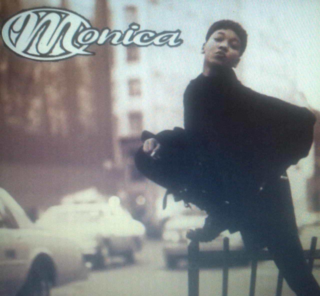Singer Monica Short Hair Cuts Short hair, big attitude.